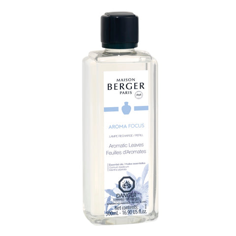 Lampe Berger Aroma Focus - Aromatic Leaves Fragrance Oil 500 ml