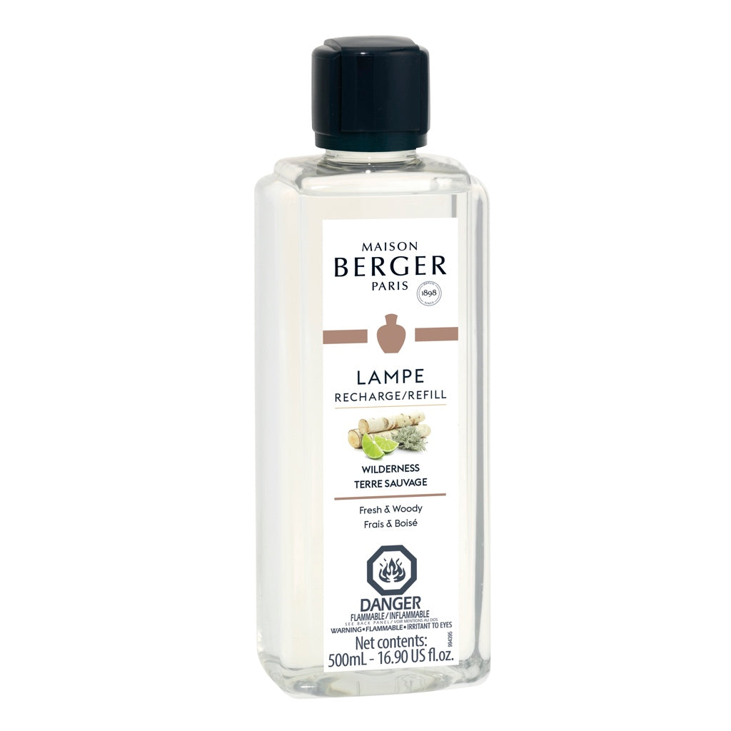 Lampe Berger Wilderness Fragrance Oil 500 ml