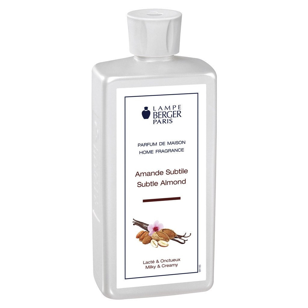 Lampe Berger Subtle Almond Fragrance Oil 500 ml