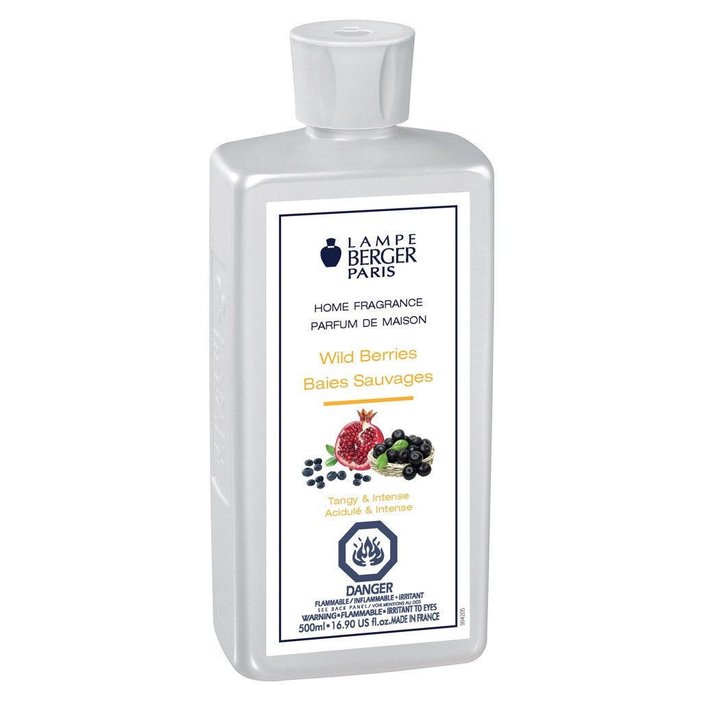 Lampe Berger Wild Berries Fragrance Oil 500 ml