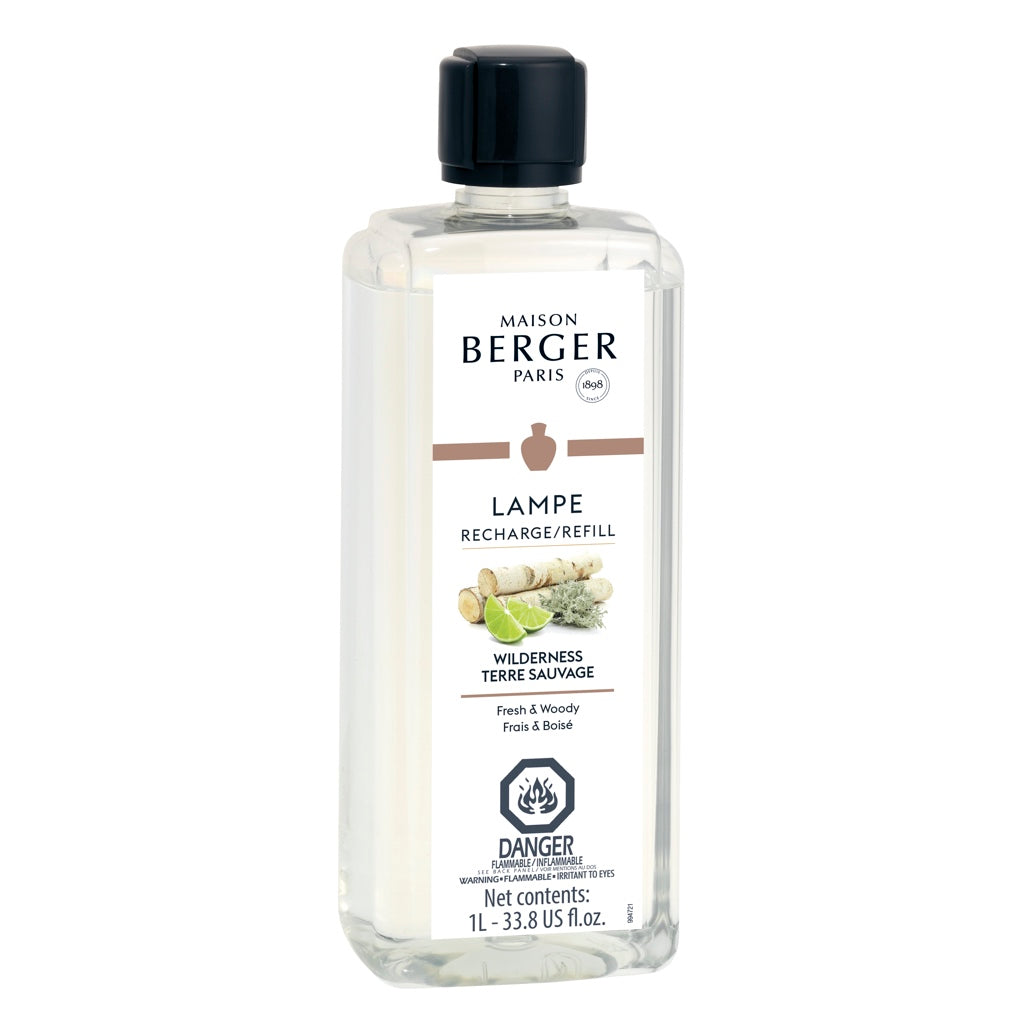 Lampe Berger Wilderness Fragrance Oil 1 Liter