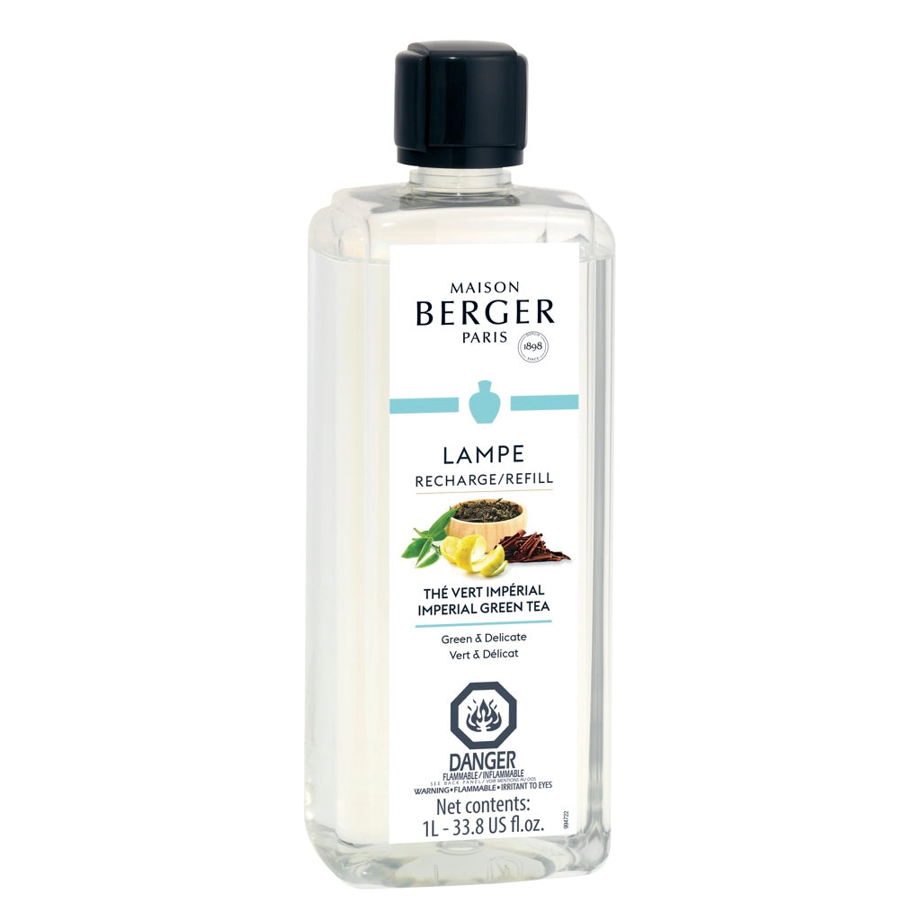 Lampe Berger Imperial Green Tea Fragrance Oil 1 Liter
