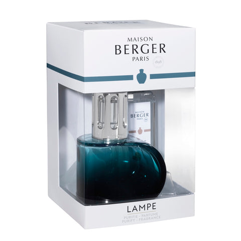Alliance Glass Lampe Berger Gift Set - Green