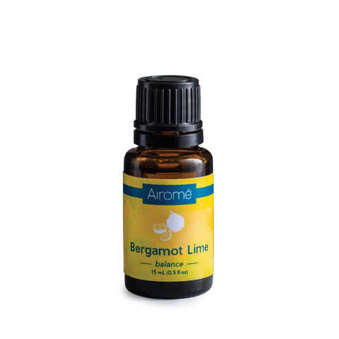 Airome Bergamot Lime Pure Essential Oil Blend 15 ml
