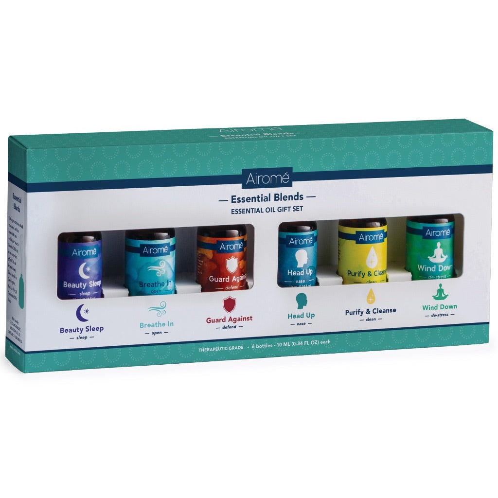 Airome Essential Blends Essential Oil Gift Set