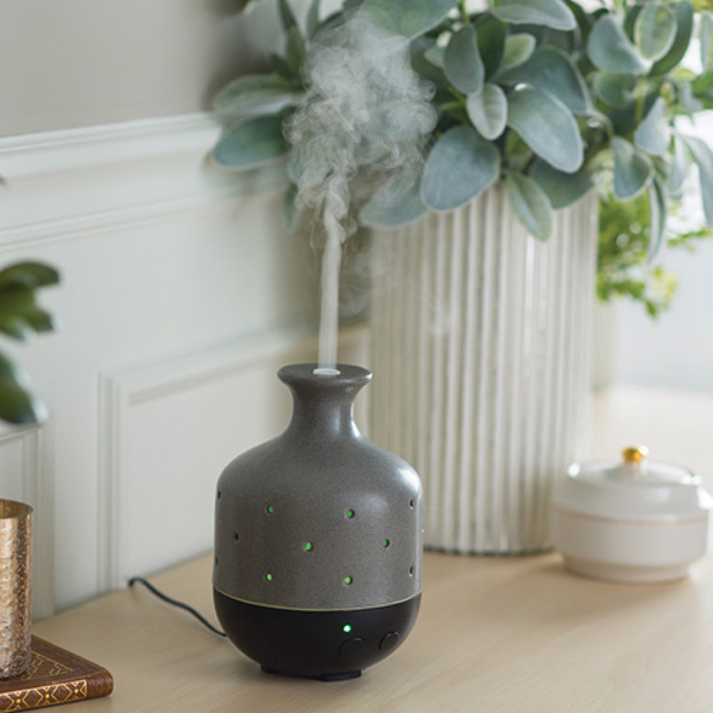 Airome Gray Stone Large Essential Oil Diffuser