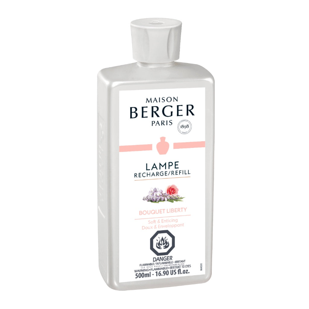 Lampe Berger Bouquet Liberty Fragrance Oil 500 ml