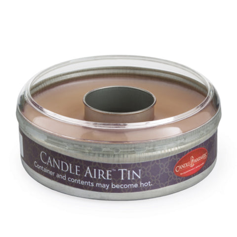 Candle Warmers Vanilla Cinnamon Candle Aire Tin - 4 oz.