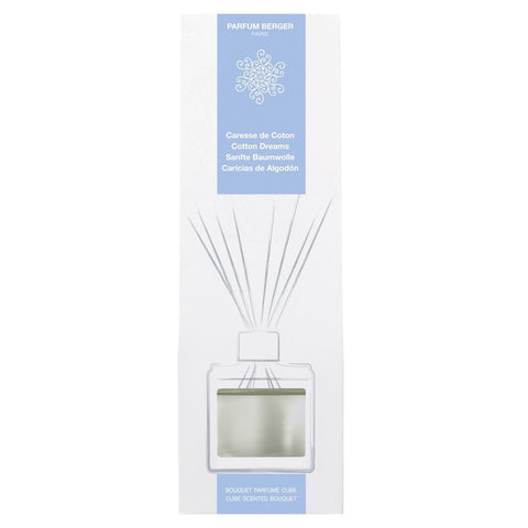 Parfum Berger Cotton Dreams Cube Fragrance Diffuser 125 ml