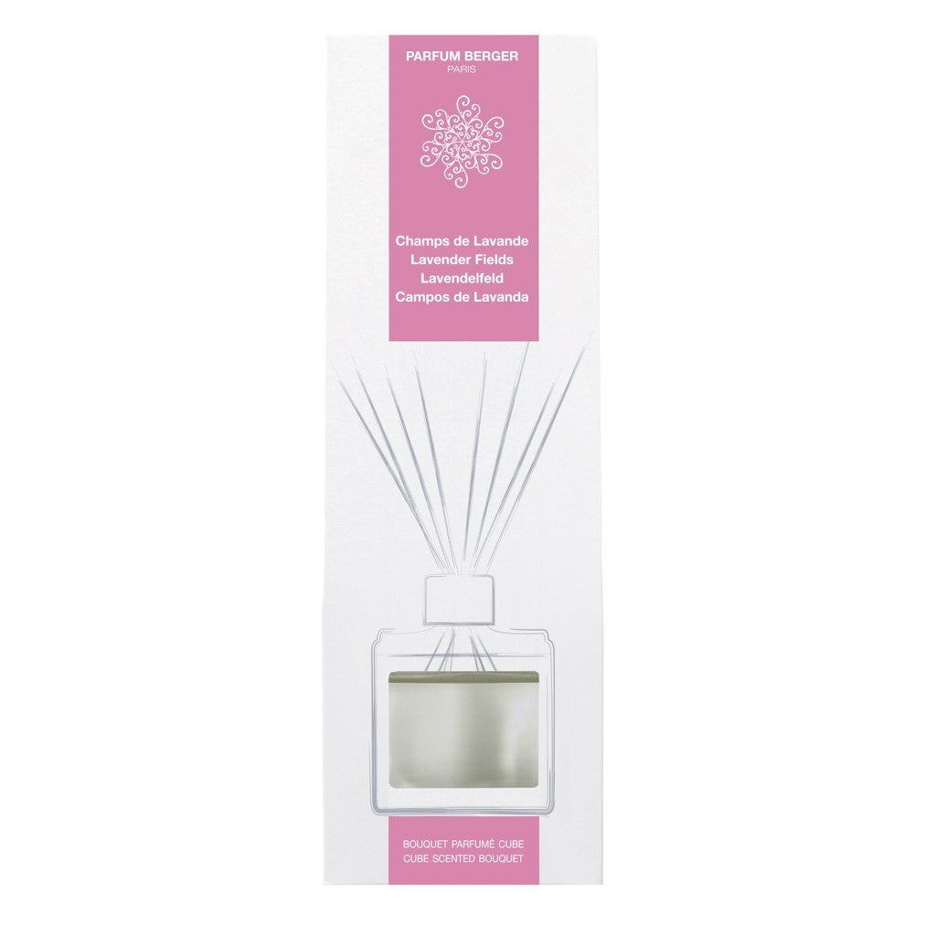 Parfum Berger Lavender Fields Cube Fragrance Diffuser 125 ml