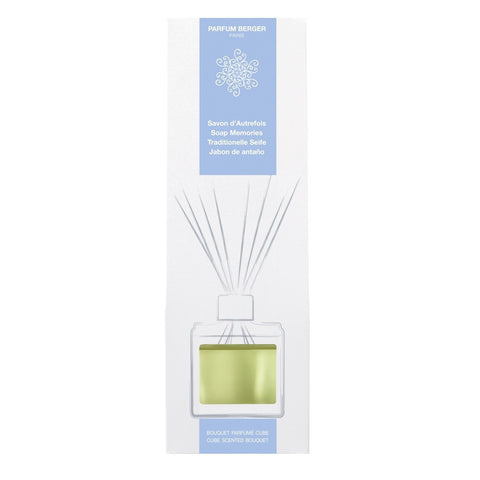 Parfum Berger Soap Memories Cube Fragrance Diffuser 125 ml