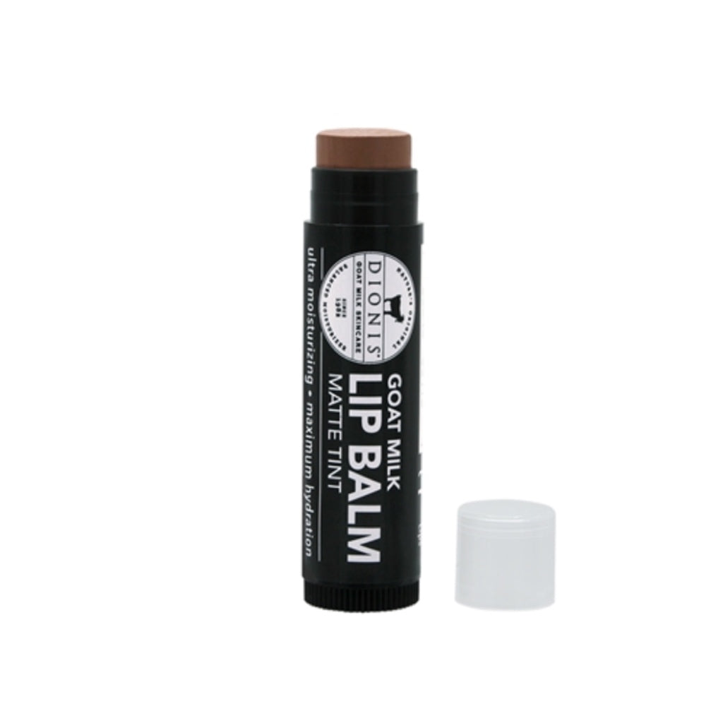 Dionis Goat Milk Tinted Lip Balm - Cocoa Lips .15 oz.