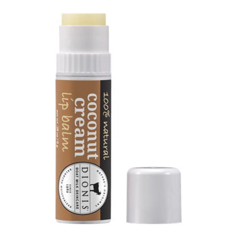 Dionis Goat Milk Lip Balm - Coconut Cream .28 oz.