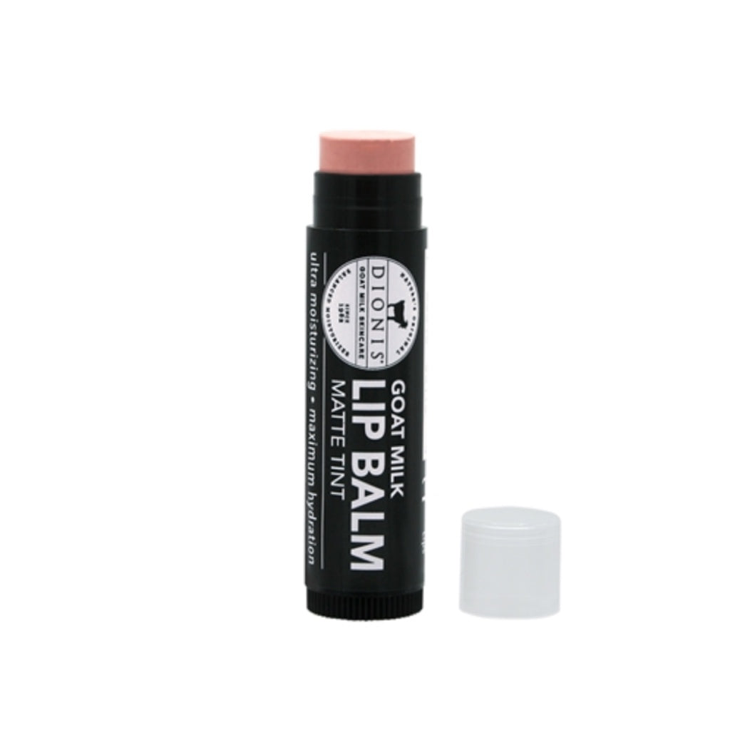 Dionis Goat Milk Tinted Lip Balm - Ms. Daisy .15 oz.