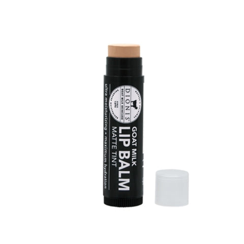 Dionis Goat Milk Tinted Lip Balm - Sandy Girl .15 oz.