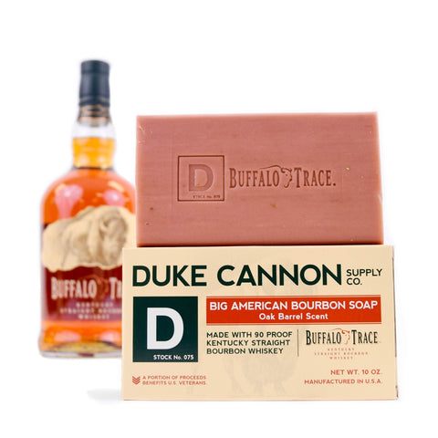 Duke Cannon Big Ass Bourbon Soap