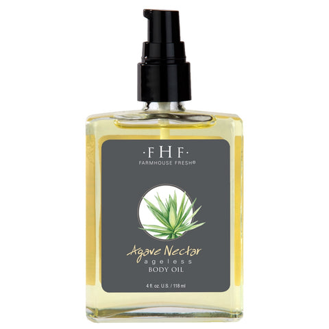 FarmHouse Fresh Agave Nectar Ageless Body Oil 4 fl. oz.