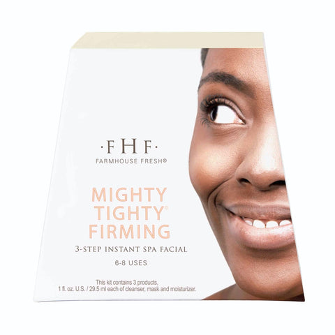 FarmHouse Fresh Mighty Tighty Firming 3-Step Instant Spa Facial