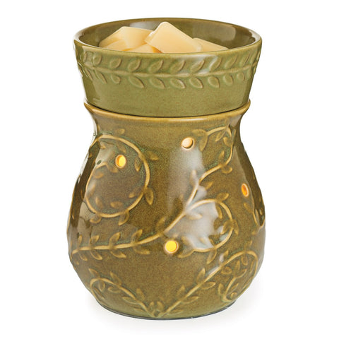 Candle Warmers Ivy Illumination Fragrance Warmer
