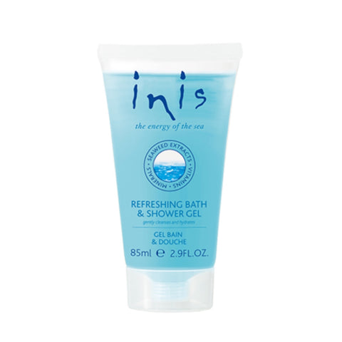Inis Energy Of The Sea Travel Size Shower Gel 2.9 fl oz.