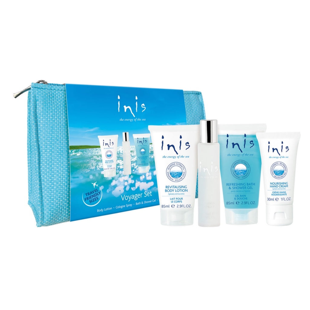 Inis Energy Of The Sea Voyager Gift Set