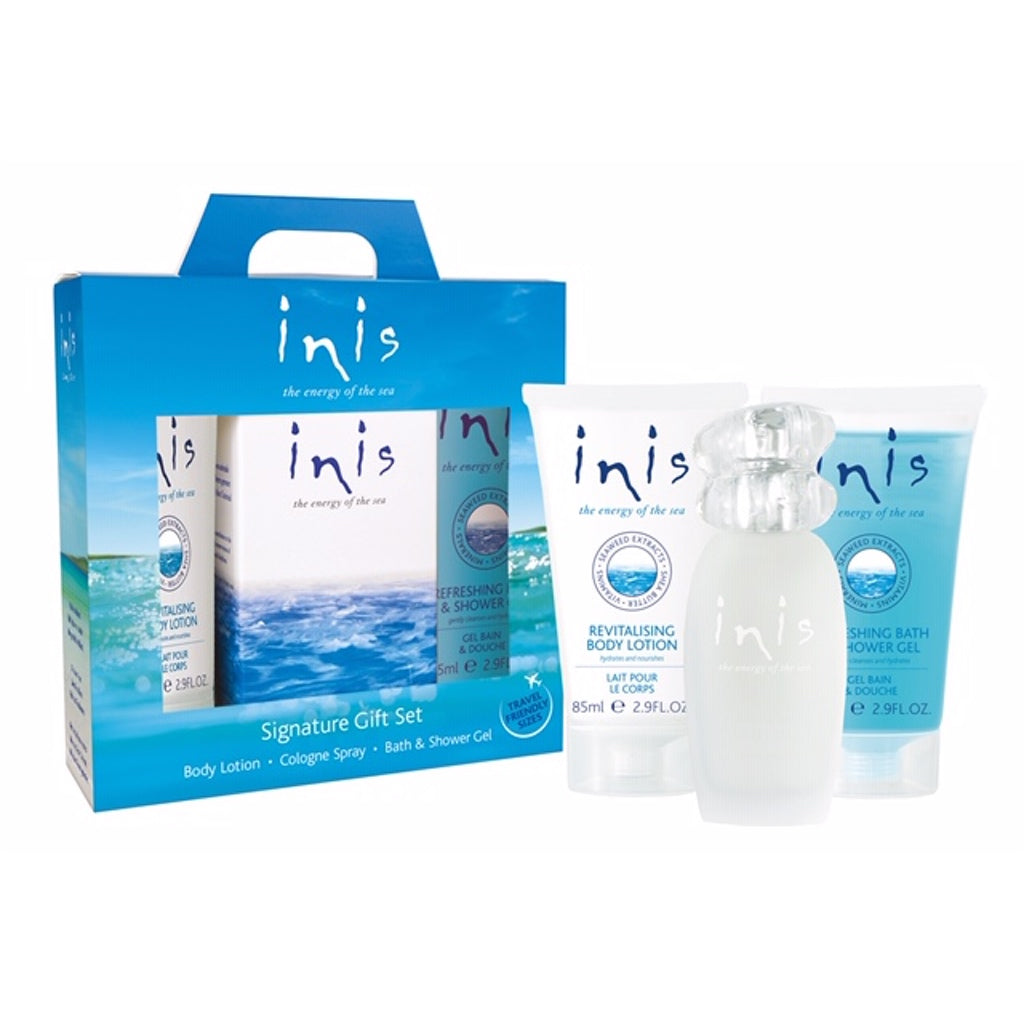 Inis Energy Of The Sea Signature Gift Set