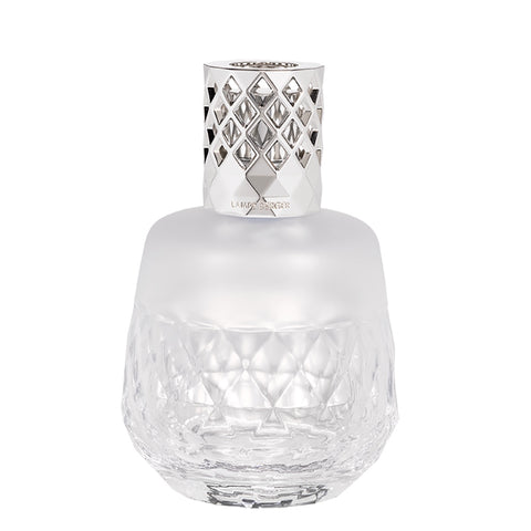 Clarity Glass Lampe Berger Lamp - Frosted