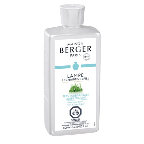 Lampe Berger Fresh Green Grass Fragrance Oil 500 ml