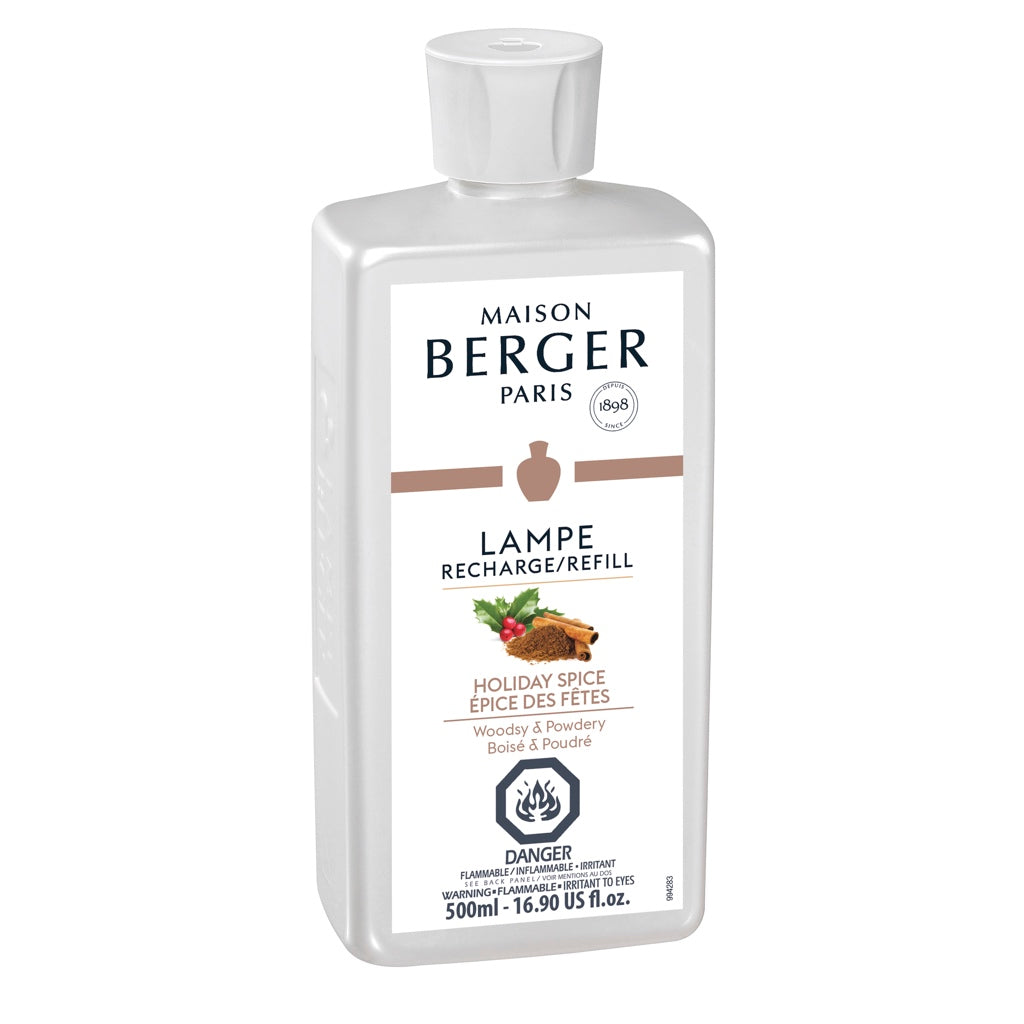 Lampe Berger Holiday Spice Fragrance Oil 500 ml