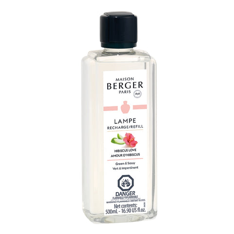 Lampe Berger Hibiscus Love Fragrance Oil 500 ml