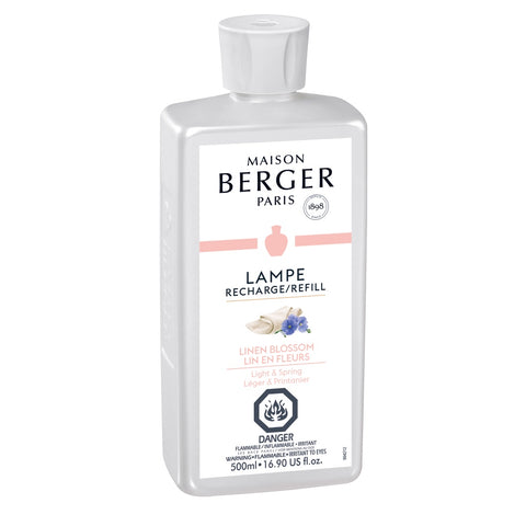 Lampe Berger Linen Blossom Fragrance Oil 500 ml