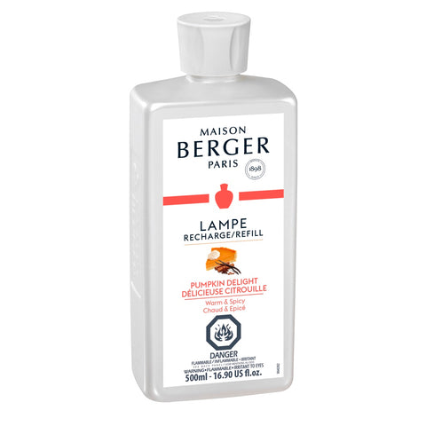 Lampe Berger Pumpkin Delight Fragrance Oil 500 ml