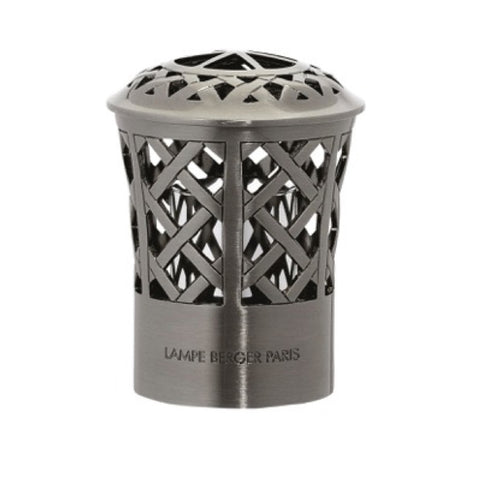 Lampe Berger Traditional Heavy Silver Top