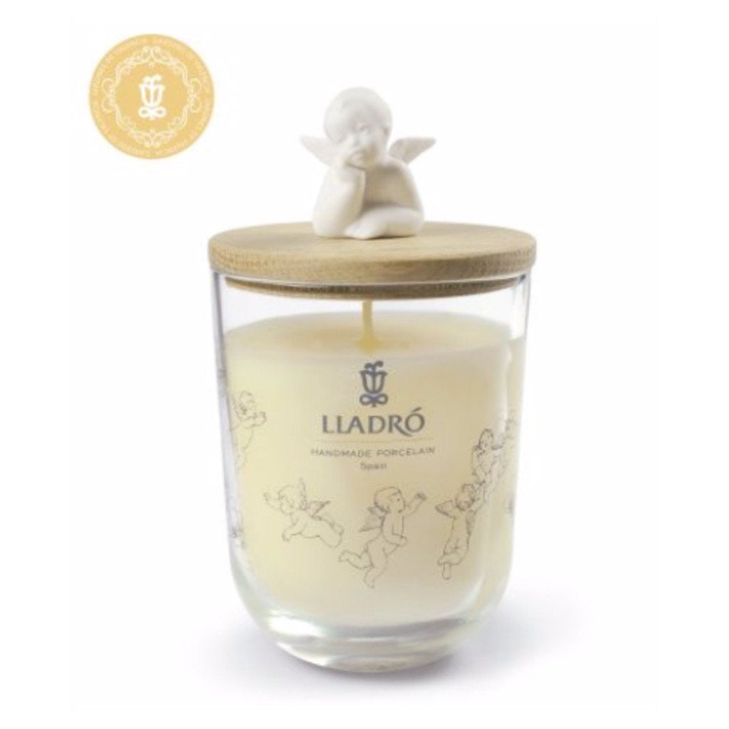 Lladro Dreaming Of You Candle - Gardens of Valencia