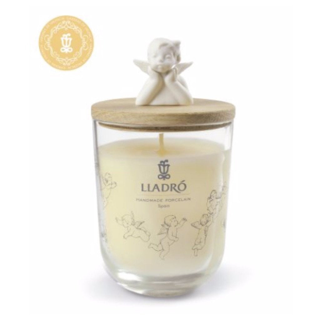 Lladro Missing You Candle - Gardens of Valencia