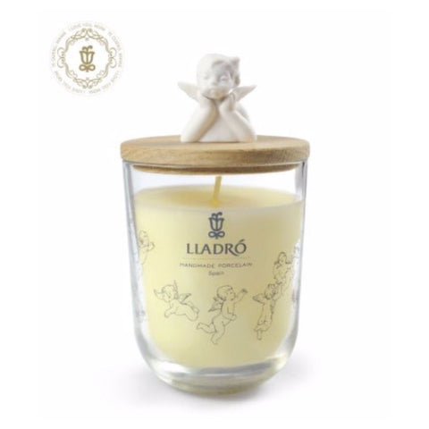 Lladro Missing You Candle - I Love You, Mom