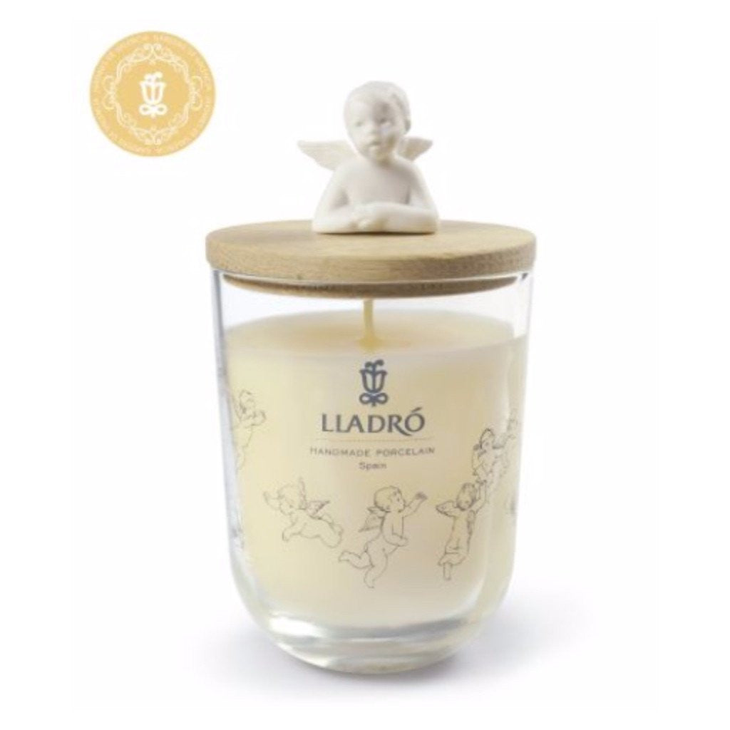 Lladro Thinking Of You Candle - Gardens of Valencia