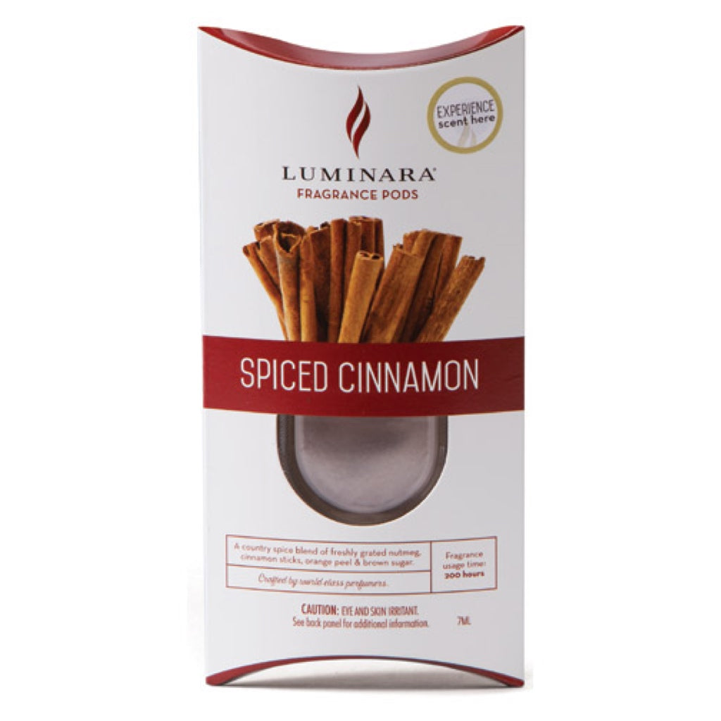 Luminara Spiced Cinnamon Fragrance Pod