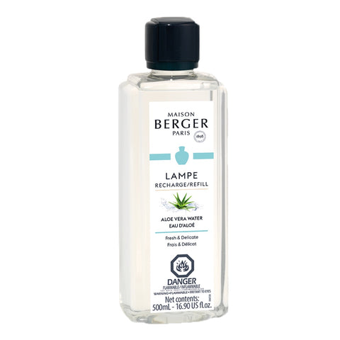 Lampe Berger Aloe Vera Water Fragrance Oil 500 ml