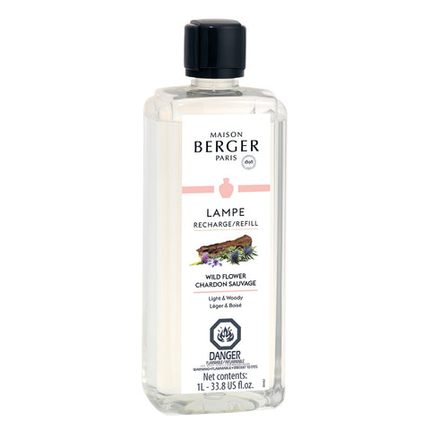 Lampe Berger Wild Flower Fragrance Oil 1 Liter