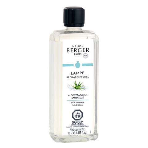 Lampe Berger Aloe Vera Water Fragrance Oil 1 Liter