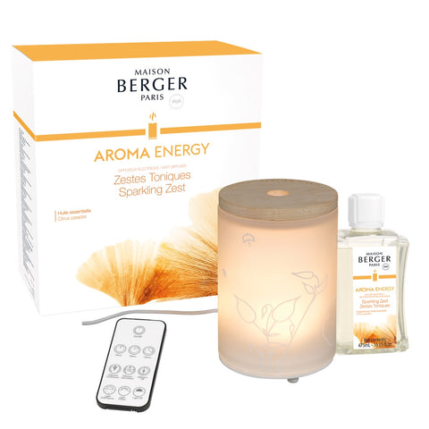 Maison Berger Aroma Energy Mist Diffuser