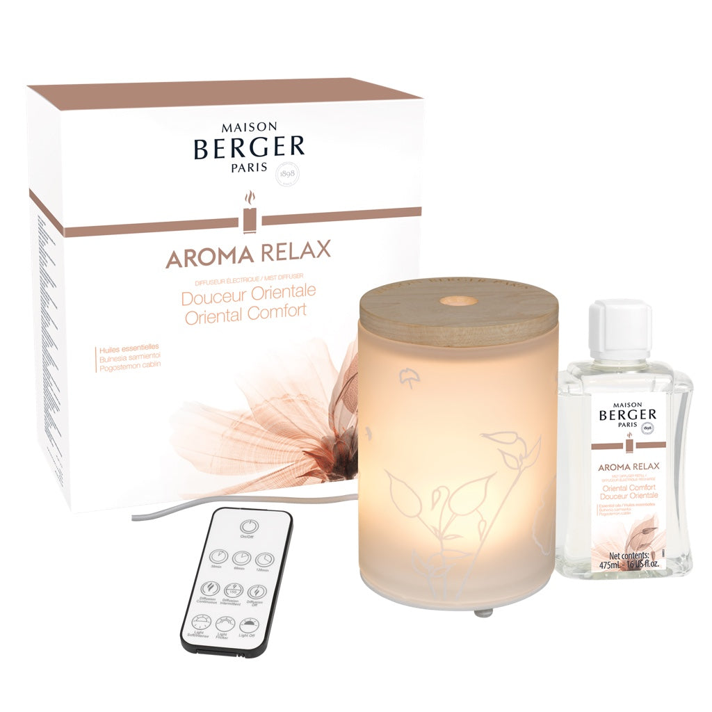 Maison Berger Aroma Relax Mist Diffuser