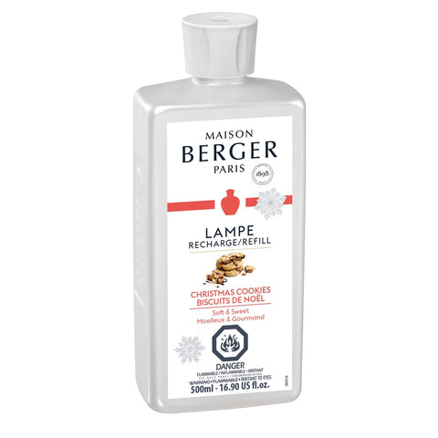 Lampe Berger Christmas Cookies Fragrance Oil 500 ml