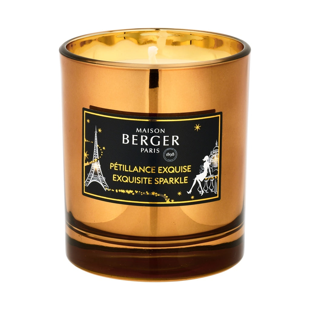 Maison Berger Exquisite Sparkle Holiday Candle 7.4 oz