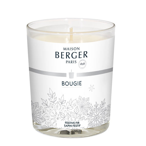 Maison Berger Festive Fir Candle 7.4 oz