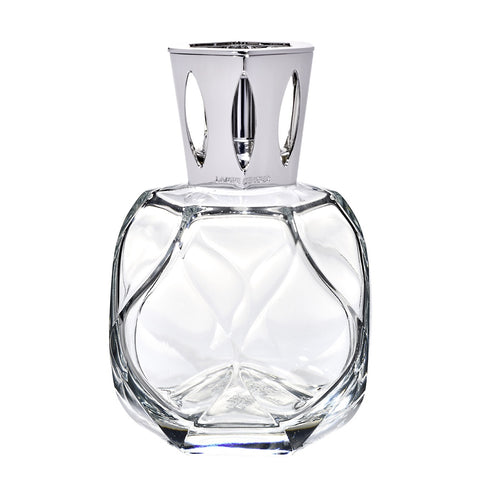 Resonance Glass Lampe Berger Lamp - Clear