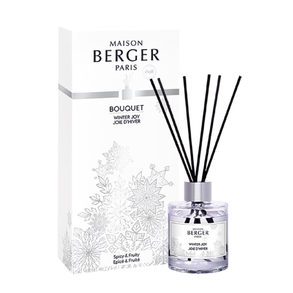Maison Berger Bouquet Winter Joy Diffuser 115 ml