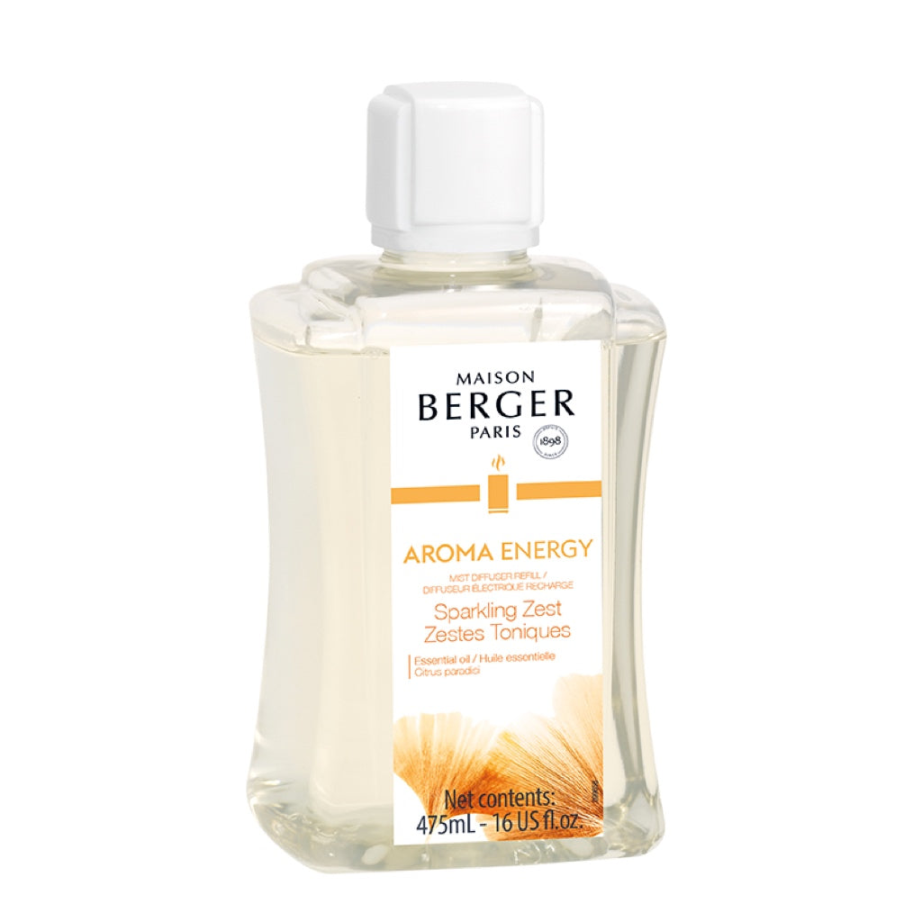 Maison Berger Aroma Energy Mist Diffuser Refill