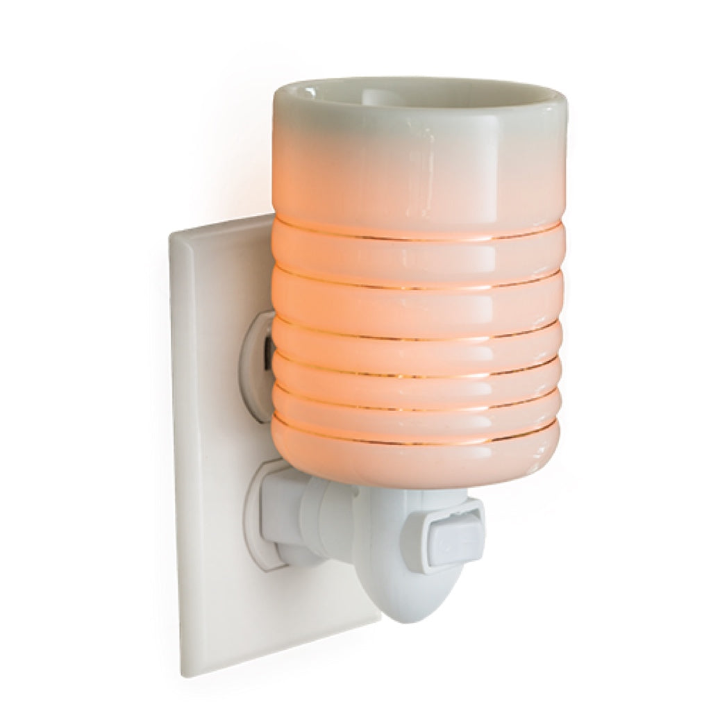 Candle Warmers Serenity Plug-In Fragrance Warmer